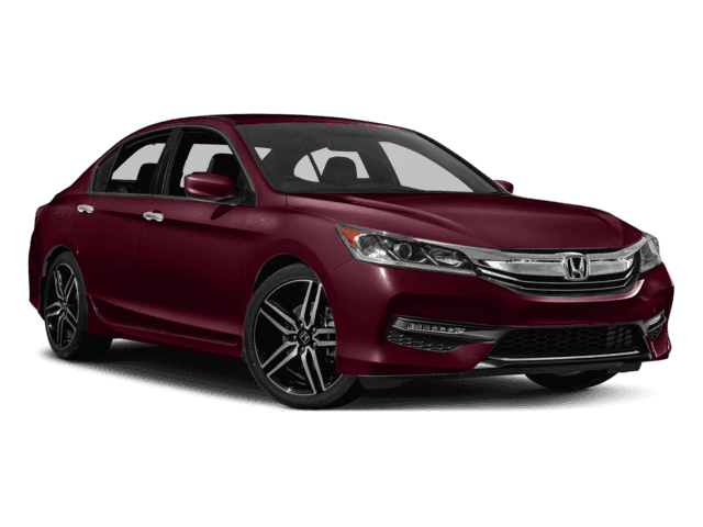 New 2017 Honda Accord Sport FWD 4D Sedan