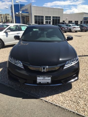 New 2016 Honda Accord EX-L with Navigation