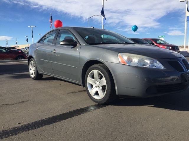 Pre Owned 2008 Pontiac G6 Base 4d Sedan In Billings