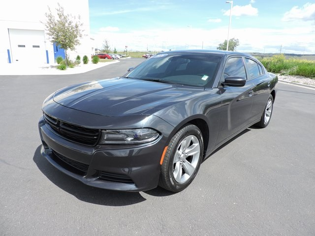 Pre Owned 2016 Dodge Charger Sxt 4d Sedan In Billings