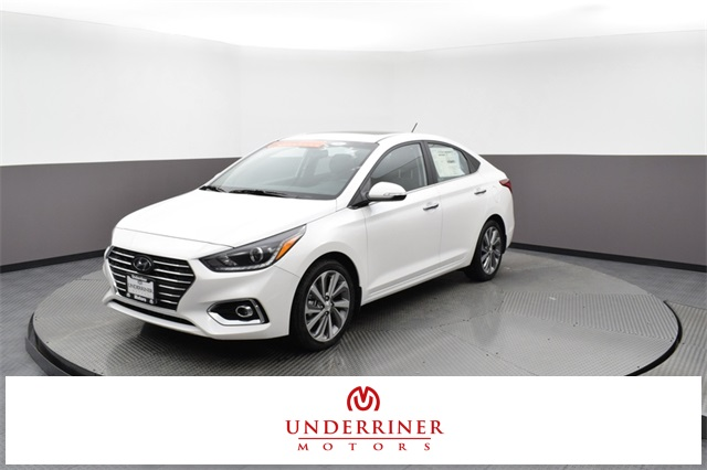 New 2018 Hyundai Accent Limited