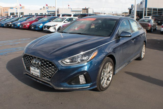 new 2018 hyundai sonata sport 4dr car in billings mjh614736 underriner motors. Black Bedroom Furniture Sets. Home Design Ideas