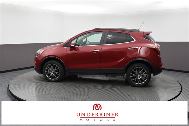 New 2019 Buick Encore Sport Touring 4d Sport Utility In Billings