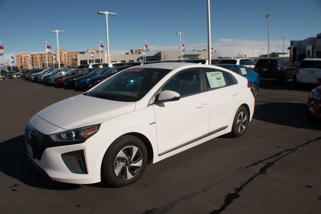 New 2017 Hyundai Ioniq Hybrid Sel 4d Hatchback In Billings