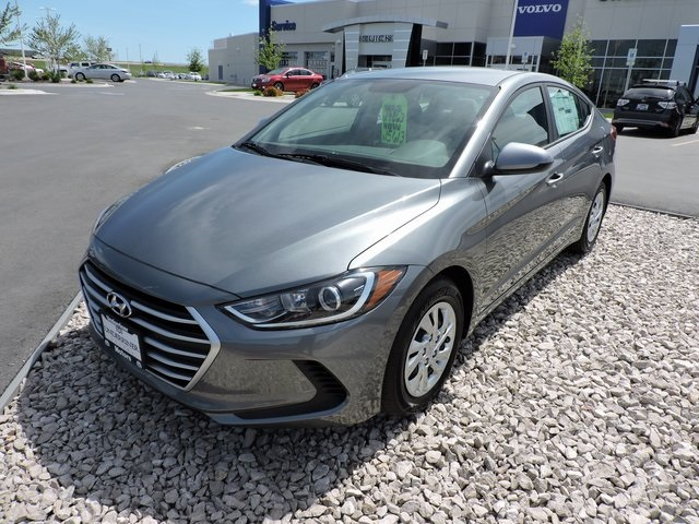 New 2017 Hyundai Elantra Se 4d Sedan In Billings