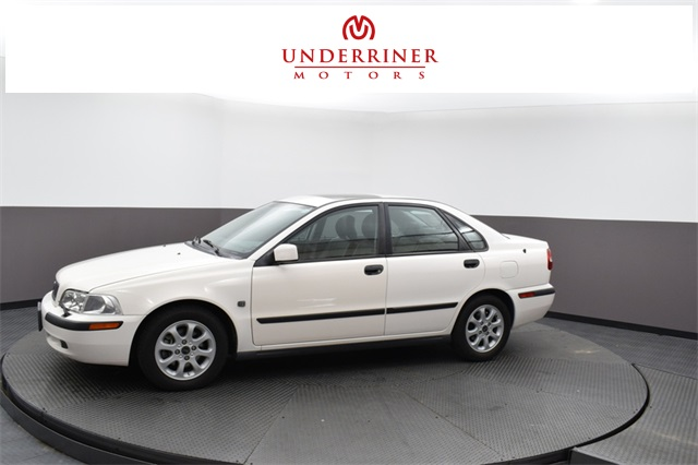 Pre Owned 2001 Volvo S40 A Fwd 4d Sedan