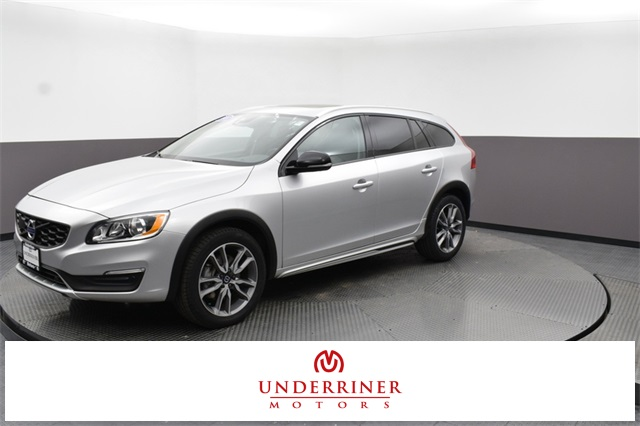 Certified Pre-Owned 2018 Volvo V60 Cross Country T5
