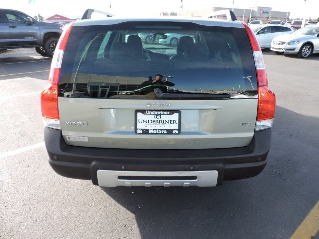 Pre Owned 2006 Volvo Xc70 4d Station Wagon In Billings