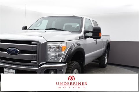 Pre-Owned 2014 Ford F-250SD XLT