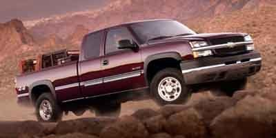 Pre-Owned 2003 Chevrolet Silverado 2500HD LT