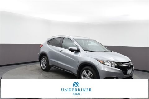 Certified Pre-Owned 2017 Honda HR-V EX-L