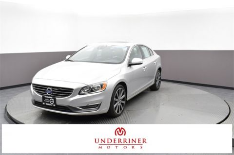 Certified Pre-Owned 2015 Volvo S60 T6 Platinum